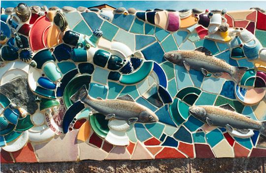 Fish Wall 2