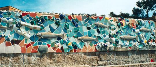 Fish Wall 1